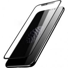 İphone X Ekran koruyucu 5D Tam Kaplama Kırılmaz Cam