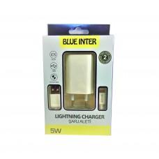 Blueinter İphone Şarj Kablo ve Adaptör Başlık Takım