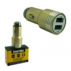 2 USB Girişli Araç Şarj Başlık Çakmaklık