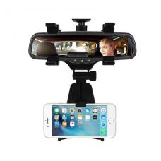 Araç İçi Dikiz Ayna Telefon Tutucu Takılan Gps Navigasyon Tutacak