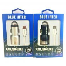 Blueinter Araç Çakmaklık Ve Şarj Kablosu Takım