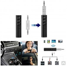 Bluetooth Araç Kiti Aux Transmitter Kablosuz Mikrofonlu bt Wirel