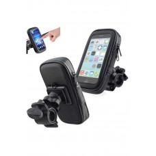 Motosiklet, atv, Bisiklet Su Geçirmez Fermuarlı Telefon Tutacağı