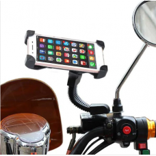 Motorsiklet Bisiklet Telefon Tutucu Navigasyon Tutacağı-GÜVENLİ