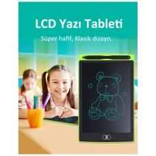"8.5"" Lcd Grafik Not Yazma ve Çizim Tableti-2 YIL PİL ÖMRÜ"