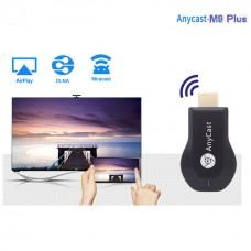 Anycast M9 Pluss 2018 Model +HDMI Görüntü ve ses aktarıcı