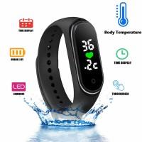 M5 Pro Akıllı Bileklik saat spor takip akıllı bant Renkli Ekran