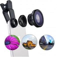 Universal Clip Lens Balık Gözü Lens