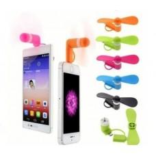 Telefon Ve Tablet İçin Mini Fan Pervane