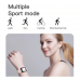 G500 akıllı saat Bluetooth çağrı Konuşma-Ateş-Ölçer-Kalp Hızı Spor 2020 Model