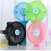 Katlanabilir el fanları pil işletilen şarj edilebilir el Mini Fan