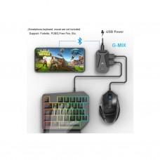 PubG Oyun Konsolu Seti Klavye Mouse Telefon Tutucu USB Aparatlı