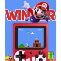 Sup Game box Oyun Konsolu Mini Atari 400 Oyun 1 İnç