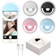Selfie Işığı Light Ring 36lı Led Taşınabilir