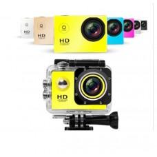 1080P HD Dijital Suya Dayanıklı Aksiyon Kamera- Yeni Nesil