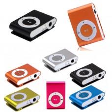 Mini MP3 Çalar MİCRO SD Kartlı MP3 PLAYER 2 ADET KULAKLIK HEDİYE