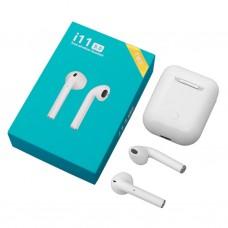 i11 TWS Bluetooth Kulaklık 5.0 Dokunmatik Kablosuz Kulaklık 2019 Model  Tüm Telefonlara Uyumlu