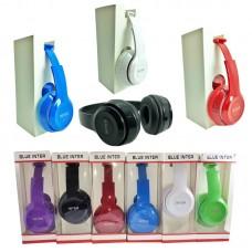 Blueinter Kulaküstü Kablolu Mikrafonlu Solo Kulaklık