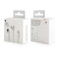 iPhone 7 8 X Mikrofonlu Kulaklık Lightning Kablolu Kulaklık