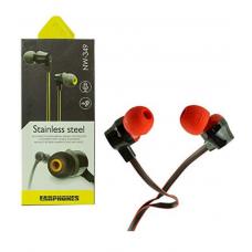 İnter WN-346 Mikrafonlu Kulakiçi Kablolu Kulaklık