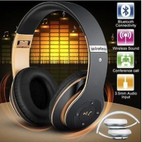 P30 Wireless Bluetooth Kablosuz Kulaklık Mp3 Extra Bass FM Radyo