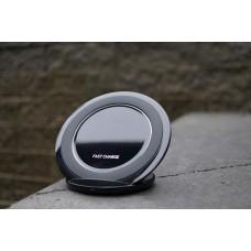 Wireless Fast Charger Kablosuz Masa Üstü Hızlı Şarj Cihazı