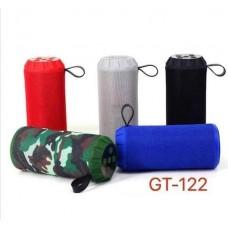 GT-122 BLUETOOTH HOPARLÖR YÜKSEK SES MP3 ÇALAR FM RADYO SD/USB