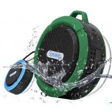 Bluetooth Kablosuz Hoparlörler Su Geçirmez Duş Güçlü Sürücü Ile C6 Hoparlör Uzun Pil Ömrü