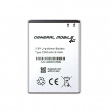 General Mobile Discovery E3 Uyumlu Pil Batarya