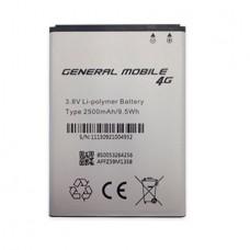 General Mobile Discovery 4G Uyumlu Pil Batarya
