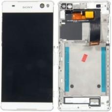 Sony Xperia C5 Dokunmatik Lcd Ekran