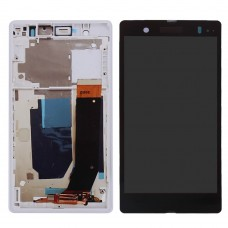 Sony Xperia Z Dokunmatik Lcd Ekran